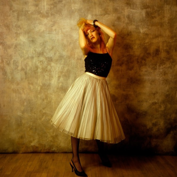 Cindy Lauper © William Coupon